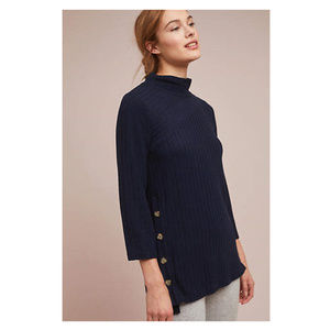 Anthropologie Saturday Sunday mock neck pullover